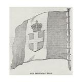 The Sardinian Flag Giclee Print