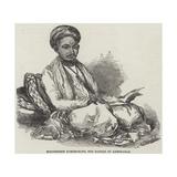 Muggunbhoy Kumemchund, the Banker of Ahmedabad Giclee Print