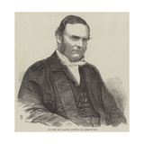 The Very Reverend Harvey Goodwin, Dd, Dean of Ely Giclee Print