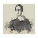 Dr Giacinto Achilli Giclee Print