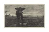 The Indian Desert Giclee Print