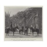 British Officers of the 11th Soudanese Giclee Print