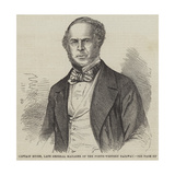 Captain Huish, Late General Manager of the North-Western Railway Giclee Print