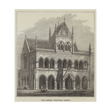 The Sassoon Institute, Bombay Giclee Print