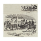 The Royal Sledge Giclee Print