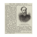 Archdeacon Blunt, the New Bishop of Hull Giclee Print