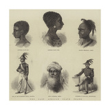 The East African Slave Trade Giclee Print