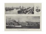 The Spanish-American War Giclee Print