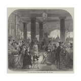 The Spring Season in Covent-Garden Market Giclee Print