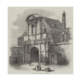 The Main Gate, Tilbury Fort Giclee Print