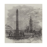 The Gurney Memorial at Stratford Giclee Print