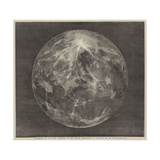 Photograph of the Moon Giclee Print