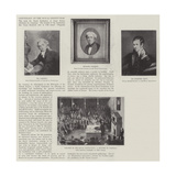 Centenary of the Royal Institution Giclee Print