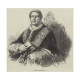 The New Pope, Pius Ix Giclee Print