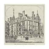 New Hospital for Women, Euston-Road Giclee Print