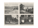 The Late President Mckinley, Last Appearances at Niagara and Buffalo Giclee Print
