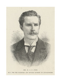 Mr H J C Cust, Mp for the Stamford and Bourne Division of Lincolnshire Giclee Print