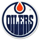 Edmonton Oilers Steel Magnet Magnet
