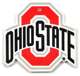 Ohio State Buckeyes Steel Magnet Magnet