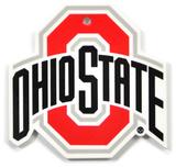 Ohio State Buckeyes Steel Magnet Magnet