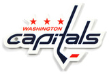 Washington Capitals Steel Magnet Magnet