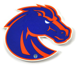 Boise State Broncos Blue Steel Magnet Magnet