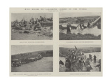 With Buller to Ladysmith, Scenes on the Tugela Giclee Print
