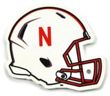 Nebraska Huskers Football Helmet Steel Magnet Magnet