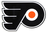 Philadelphia Flyers Lasercut Steel Logo Sign Wall Sign