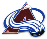Colorado Avalanche Steel Magnet Magnet