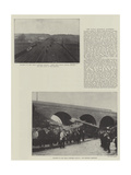 Accident on the Great Northern Railway Giclee Print