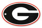 Georgia Bulldogs Steel Magnet Magnet