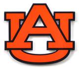 Auburn Tigers Au Steel Magnet Magnet