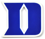 Duke Blue Devils Iron D Steel Magnet Magnet