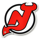 New Jersey Devils Steel Magnet Magnet