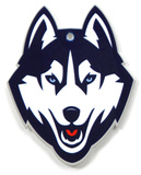 Connecticut Uconn Huskies Steel Magnet Magnet