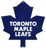 Toronto Maple Leafs Lasercut Steel Logo Sign Wall Sign