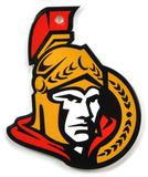 Ottawa Senators Steel Magnet Magnet