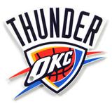 Oklahoma City Thunder Steel Magnet Magnet