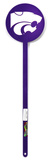 Kansas State Wildcats Purple Steel Garden Stake Novelty