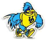 Delaware Blue Hens Youdee Steel Magnet Magnet