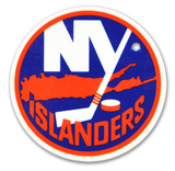 New York Islanders Steel Magnet Magnet