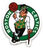 Boston Celtics Lucky Steel Magnet Magnet
