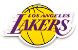 Los Angeles Lakers Steel Magnet Magnet
