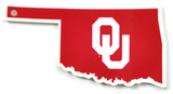 Oklahoma Sooners Ou In State Steel Magnet Magnet