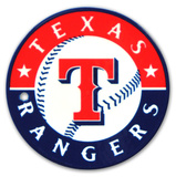 Texas Rangers Steel Magnet Magnet