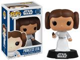 Star Wars - Princess Leia POP Figure Legetøj