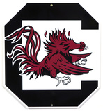 South Carolina Lasercut Steel Logo Sign Wall Sign
