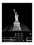 Statue of Liberty Giclee Print by  Underwood