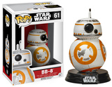 Star Wars: EP7 - BB-8 POP Figure Toy